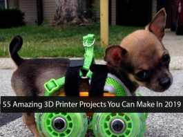 55 Amazing 3D Printer Projects You Can Make In 2019