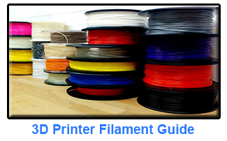 17 Type 3D Printer Filament Comparasion | Buyer's Guide