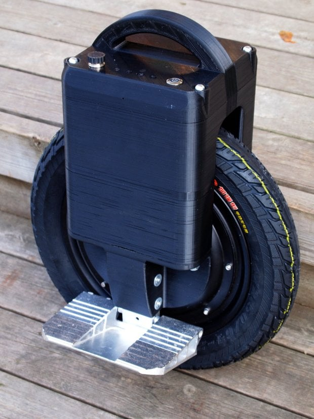 High-Power Electric Unicycle