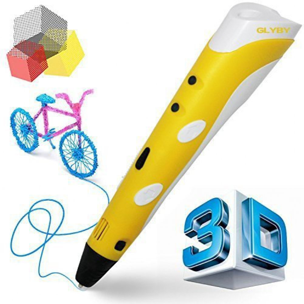 Glyby Intelligent 3D Printing Pen Review