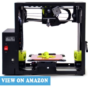LulzBot Mini best 3d printers best 3d printer best 3d printers build area
