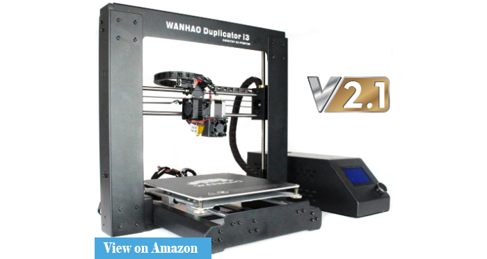 wanhao duplicator large build volume best cheap 3d printer best budget 3d printers