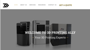 online 3D printing service printing finishes cutting 3D printing online 3d printing services