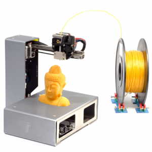 Portable mini 3D printer