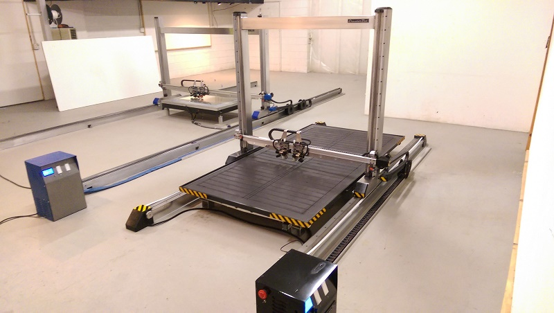 erectorbot large scale 3d printer