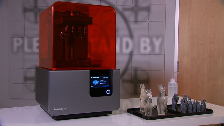 Formlabs Form 2 3D Printer