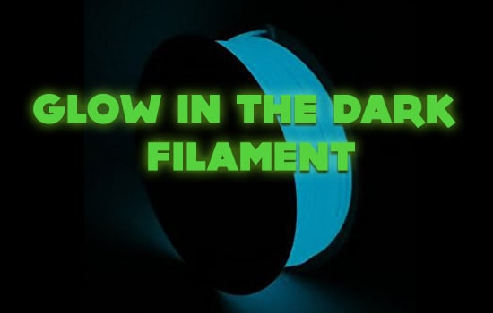 Glow In The Dark Filaments Producing Perfect Prints With Gitd Materials