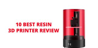 10 Best Resin 3D Printer Review