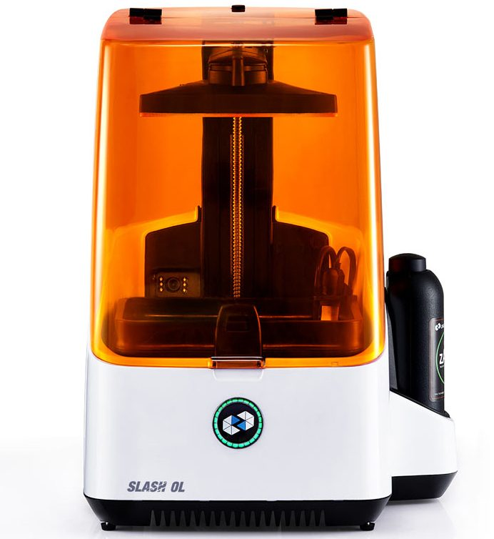 UniZ SLASH PLUSUDP 3D Printer