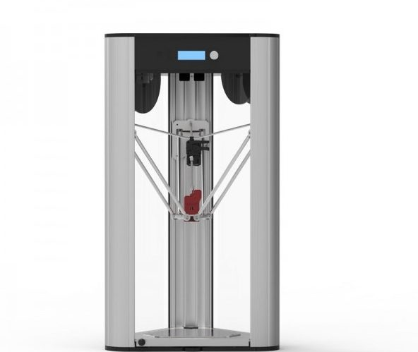 DeltaWASP 2040 Turbo2 3D Printer