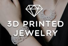 3D printed jewlry