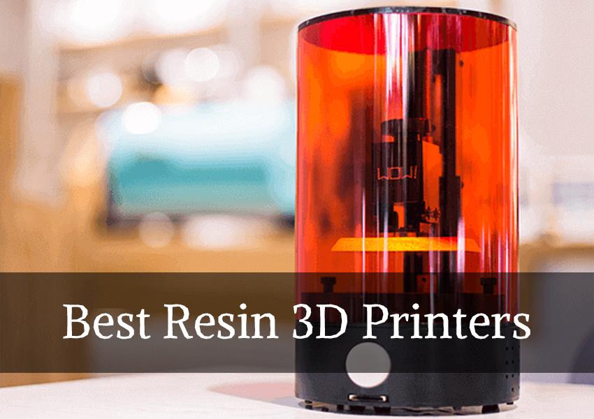 10 Best Resin 3D Printer Review 2019 (SLA/DLP/LCD)