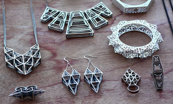 How to Make 3D Printed Jewelry