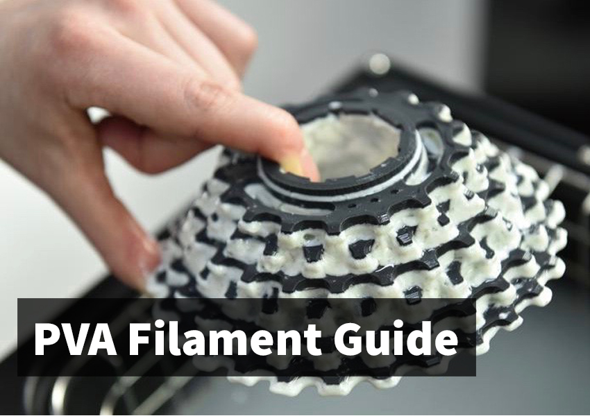 PVA Filament Review: Best Soluble, Dissolvable Strand For 3D