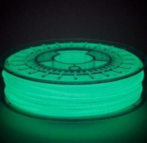 What are Glow in the Dark 3D Filaments?