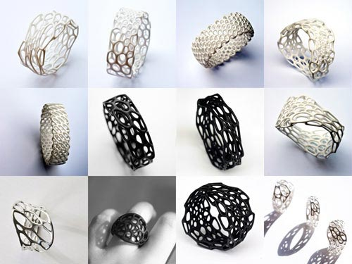What is 3D Printed Jewelry?