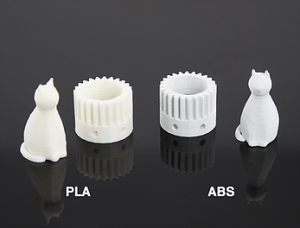 pla vs abs pla filament pla or abs pla filament buyer's guide