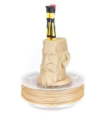 colorfabb wood 3d filament