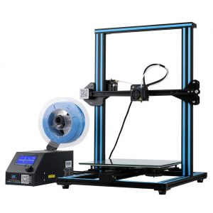Crealit CR-10 cost to 3d print entry level printers range