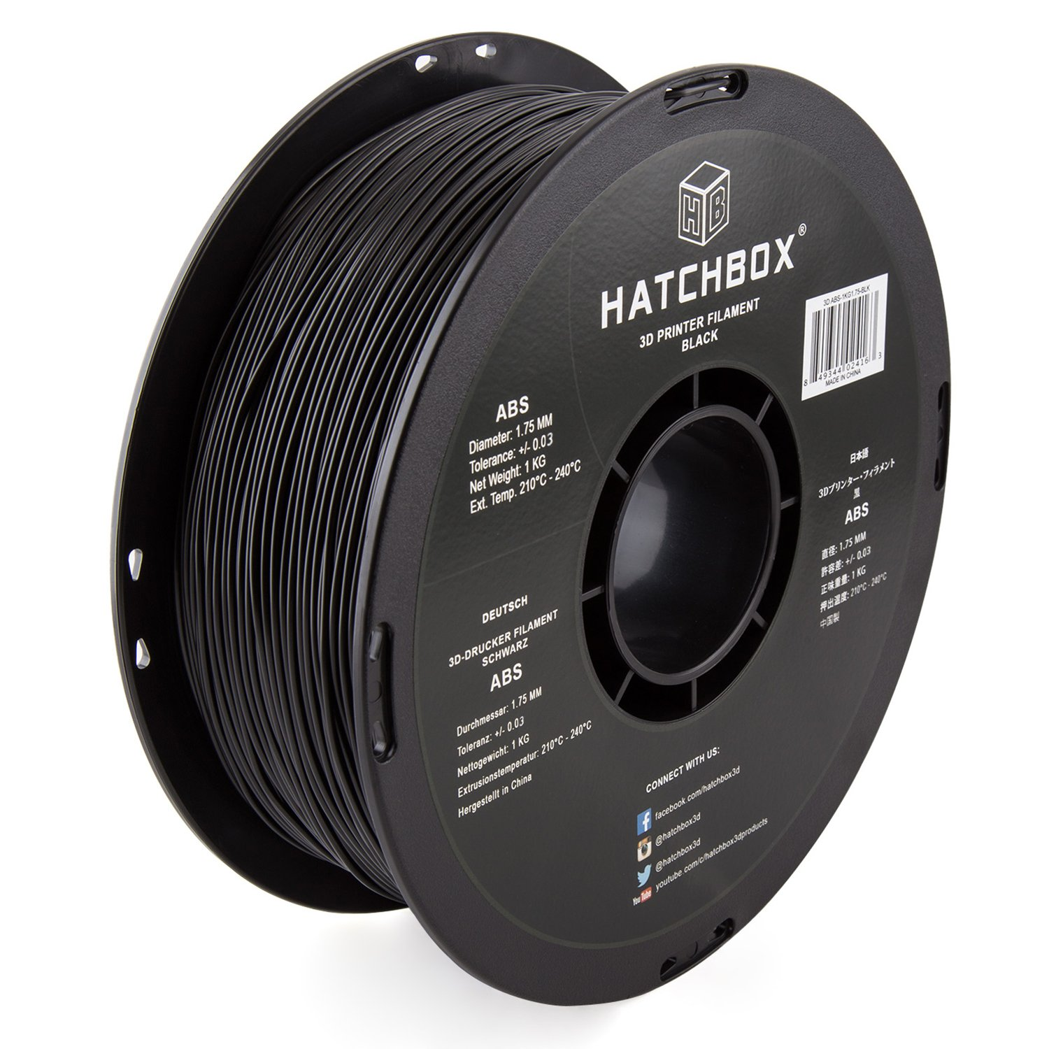 hatchbox abs filament