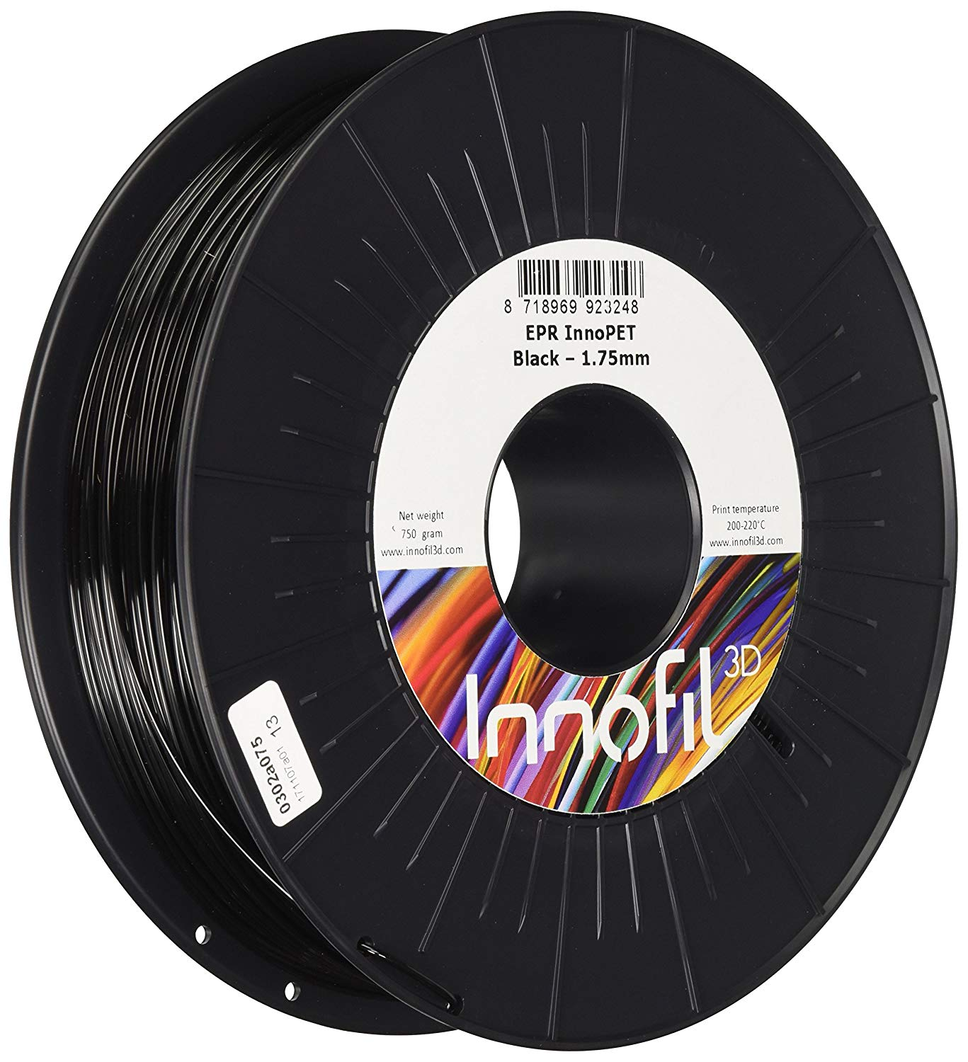 innofil pet 3d filament verbatim pet petg 3d printer filament