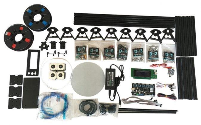 best diy 3d printer kits