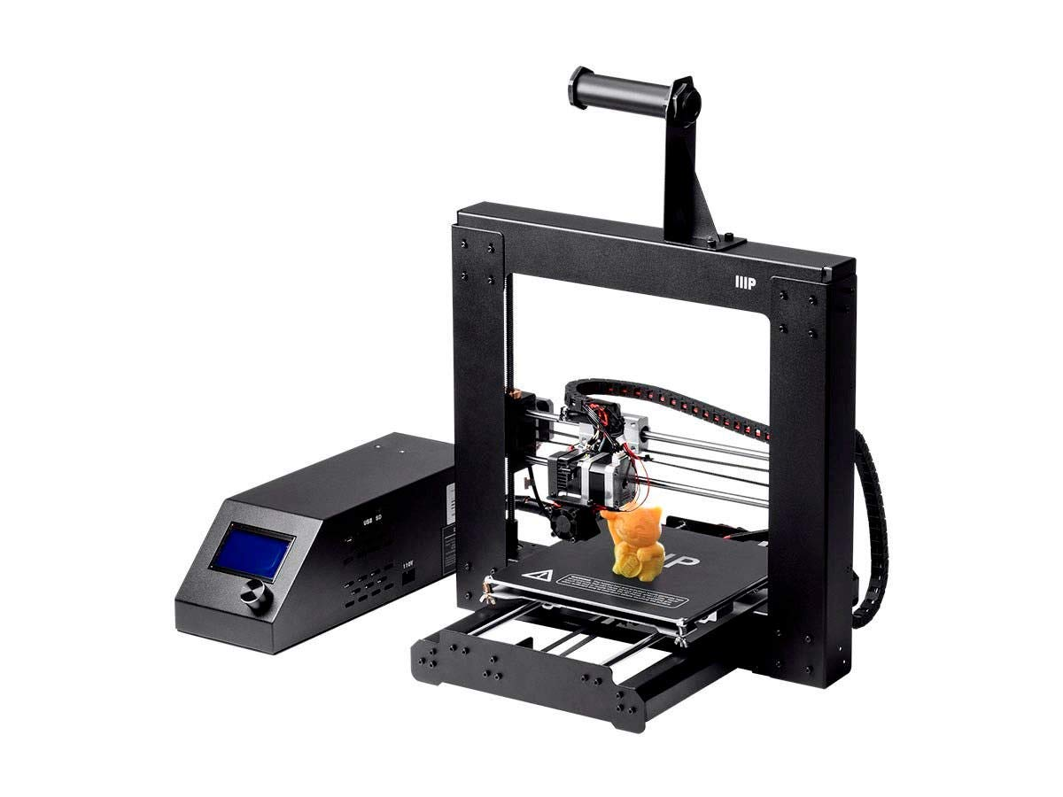 monoprice maker select 3d. printer v2