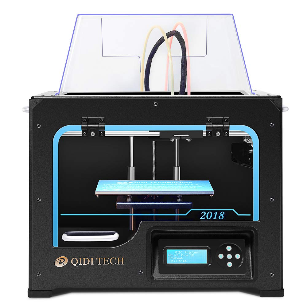 qidi technology beginner 3d printer