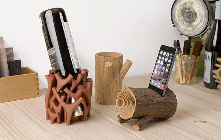 wood filament 3d printer