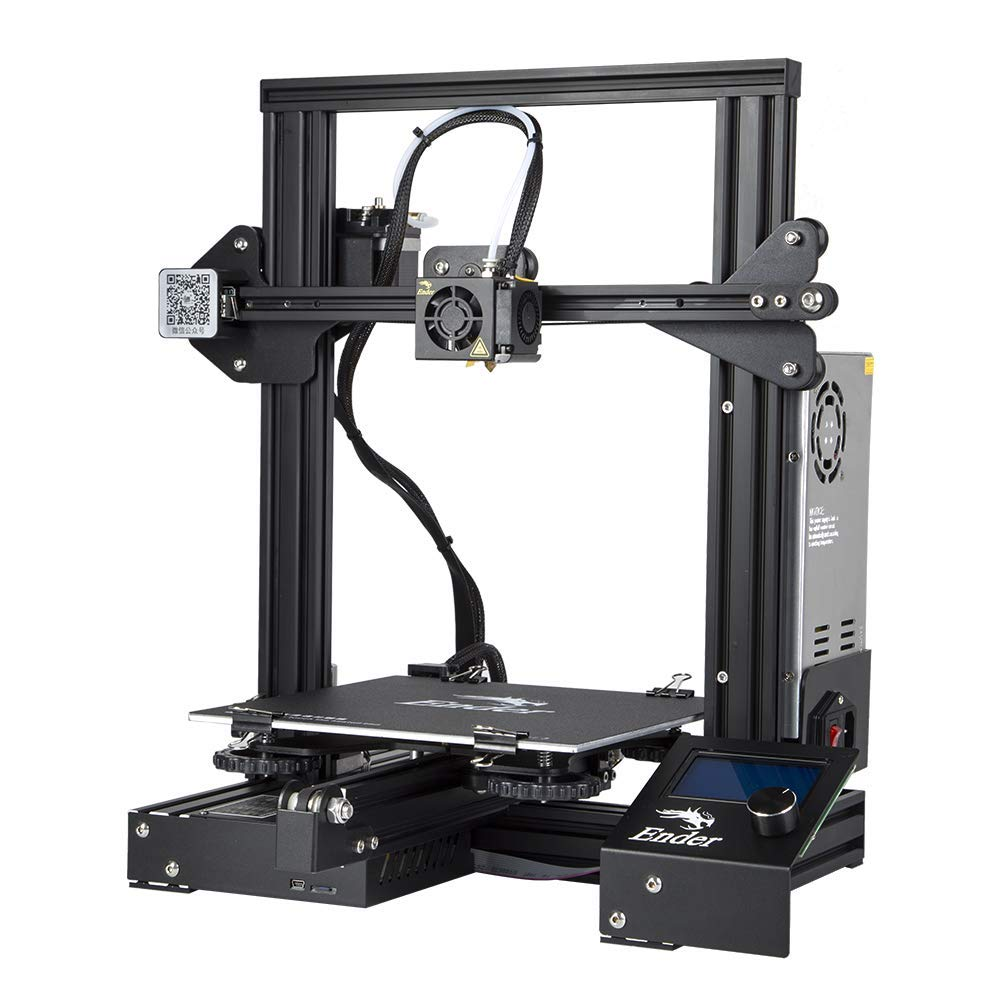 creality ender 3 3-d creality ender-3 best affordable 3d printer 3d printers cheap 3d printer best budget 3d printers